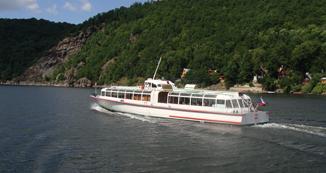 Vyhlídkové okružní plavby