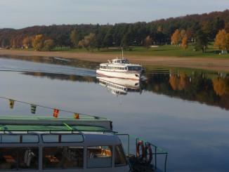 Podzimní okružní plavby