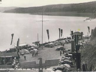 Vranov-hráz, 1939